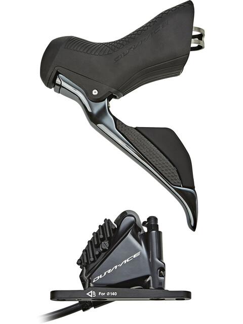 Shimano Dura Ace Di2 ST-R9170/BR-R9170 Scheibenbremse VR Schwarz